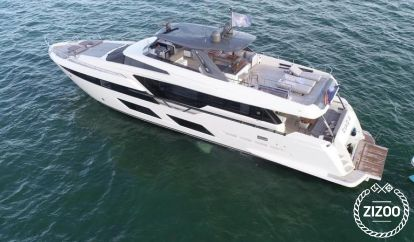 Motorboot Ferretti 97 (2019)