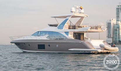 Motor boat Azimut 66 (2017)