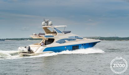 Motor boat Azimut 68 (2012)