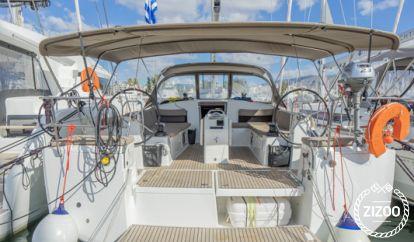 Sailboat Jeanneau Sun Odyssey 490 (2018)