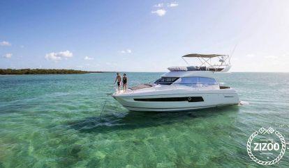 Motor boat Prestige 460 Fly (2021)
