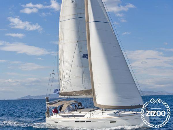Segelboot Jeanneau Sun Odyssey 509 - 2015 (Umbau 2019)-0