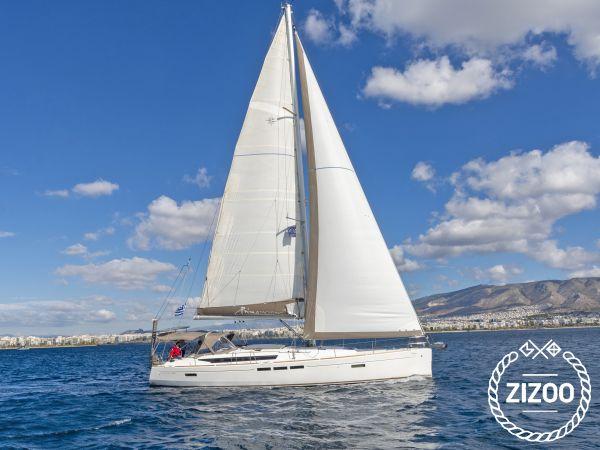 Segelboot Jeanneau Sun Odyssey 509 - 2015 (Umbau 2019)-2