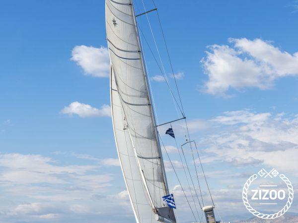 Segelboot Jeanneau Sun Odyssey 509 - 2015 (Umbau 2019)-3