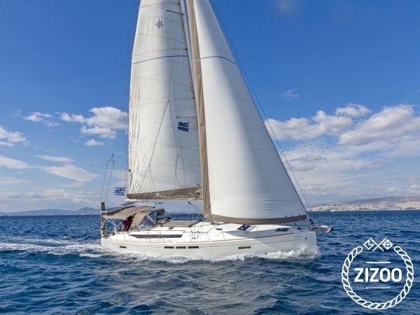 Segelboot Jeanneau Sun Odyssey 509 - 2015 (Umbau 2019)-1