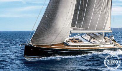 Segelboot Bavaria Cruiser 57 (2020)