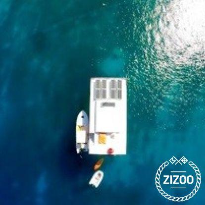 Huisboot Custom Built (2020)