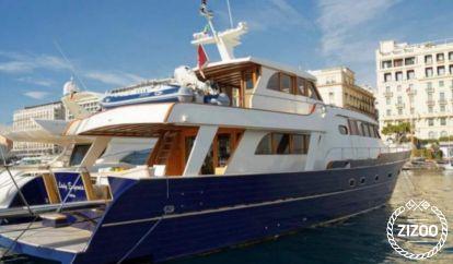 Imbarcazione a motore Azzurro 74 (2007)