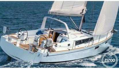 Sailboat Beneteau Oceanis 38.1 (2021)