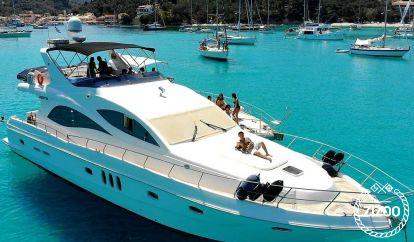 Motorboot Majesty 66 (2010)