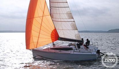 Segelboot Maxus Evo 24 (2021)
