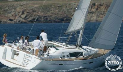 Segelboot Beneteau Oceanis 46 (2009)