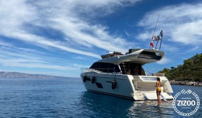 Barco a motor Ferretti 450 (2020)