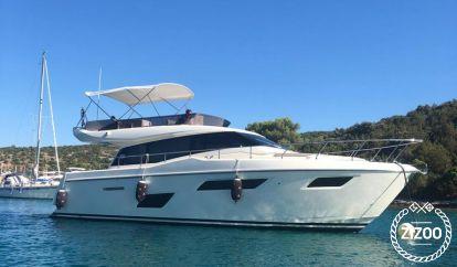 Barco a motor Ferretti 450 (2019)