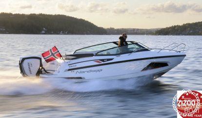 Sportboot Nordkapp Noblesse 820 (2020)