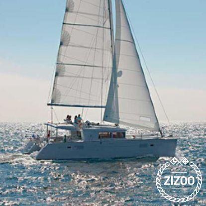 Catamarán Lagoon 450 (2018)