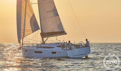 Zeilboot Jeanneau Sun Odyssey 410 (2021)
