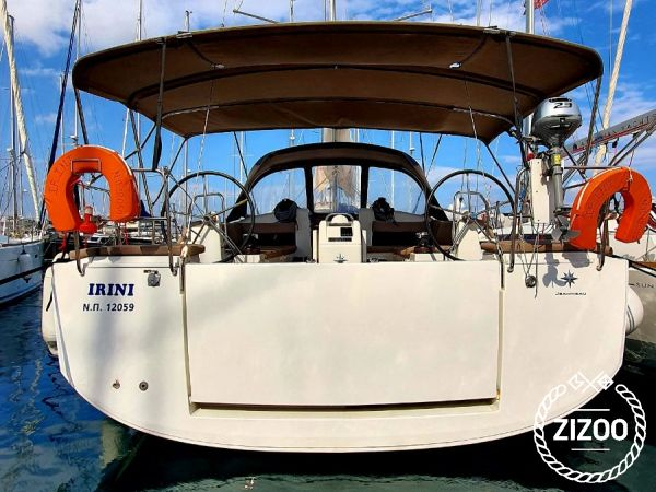 Segelboot Jeanneau Sun Odyssey 440 (2018)-2