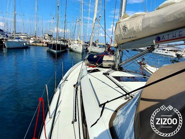 Segelboot Jeanneau Sun Odyssey 440 (2018)-3