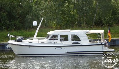 Motorboot Linssen 290 Sedan (2017)
