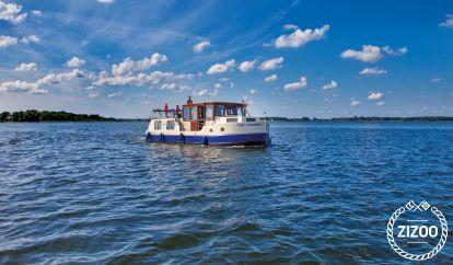 Hausboot Kormoran 1150 (2015)