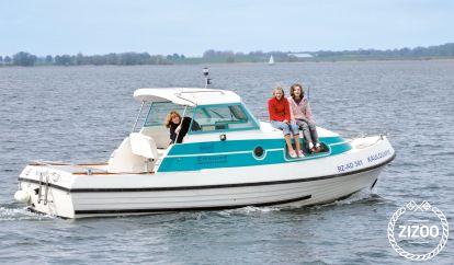 Motorboot Bellus 750 (2010)