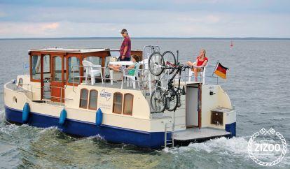 Huisboot Kormoran 1140 (2015)