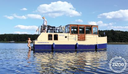 Huisboot Kormoran 940 (2015)