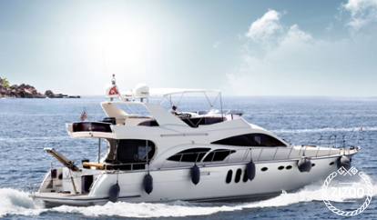 Barco a motor Motoryacht Motoryacht (2012)