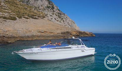 Motor boat Sea Ray 460 (1992)