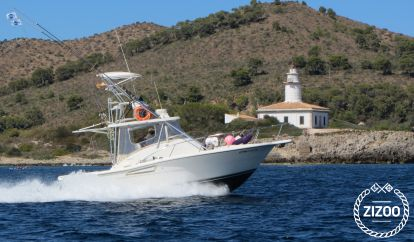 Motorboot Pursuit Offshore 3000 (2004)