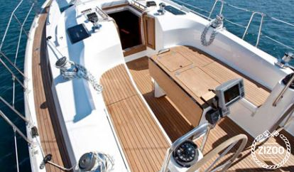 Segelboot Bavaria 40 Vision (2015)