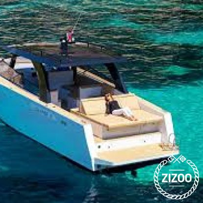 Motorboot Colnago 35 Cabin (2021)