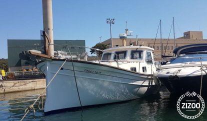 Motor boat Myabca 900 (1996)