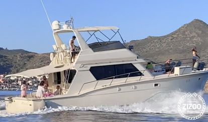 Motor boat Hatteras 58 (1992)