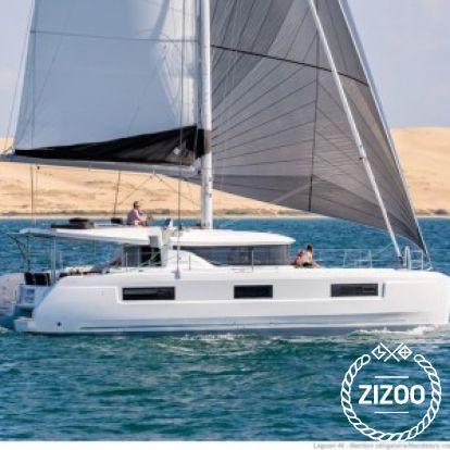 Catamaran Lagoon 46 (2021)