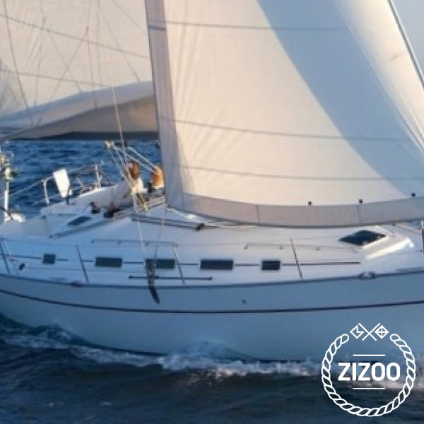 Sailboat Beneteau Cyclades 39.3 (2006)-0