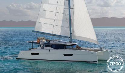 Catamaran Fountaine Pajot Saona 47 (2020)