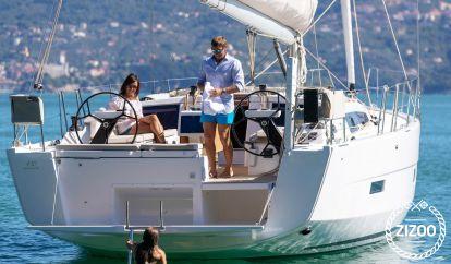 Segelboot Dufour 430 Grand Large (2021)