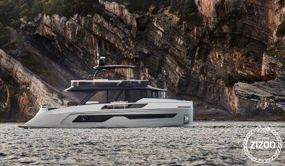 Barco a motor Explorer 62 (2021)