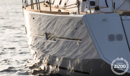 Zeilboot Dufour 460 (2020)