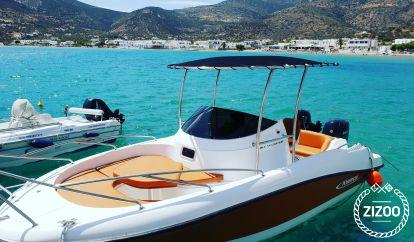 Lancha motora Ranieri Poseidon Blue Water 6.40m (2018)