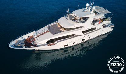 Barco a motor Benetti Delfino 93 (2012)