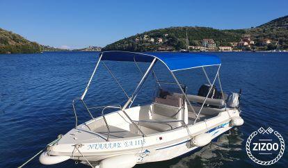 Speedboat OPEN 550 Elite 18 (2017)