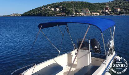 Speedboat Poseidon 480cc (2017)