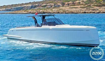 Barco a motor Pardo 38 (2020)