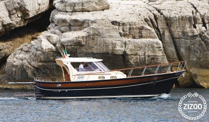 Barco a motor Apreamare Sorrento 36 Open Cruise (2015)