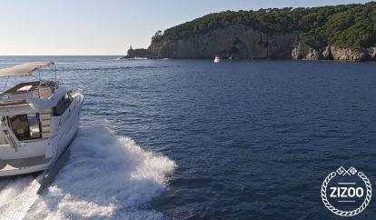 Barco a motor Jeanneau Prestige 400 Fly (2015)