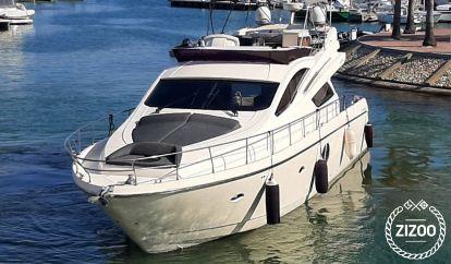 Barco a motor Rodman Muse 54 (2008)