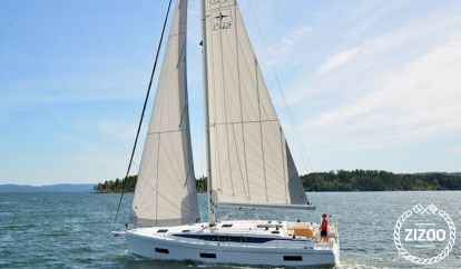 Velero Bavaria Cruiser 42 (2021)